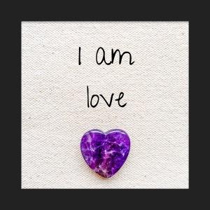 i am love framed