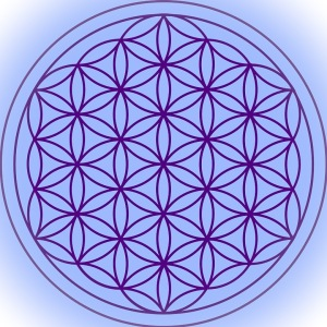 flower of life tourmaline