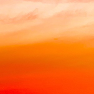 sacral orange sky